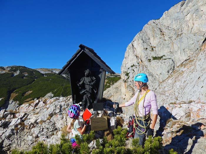 Klettersteig Rax : Preinerwand u ehaidsteigu c rax